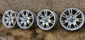 BMW 17inch alloys