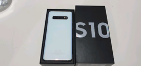 "Samsung s10 ""brand new"""