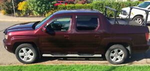 2009 Honda Ridgeline EXL-Navi Pickup Truck