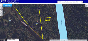 Lovely Hunting/Fishing Cabin with 3.29 acres Williams Lake Cariboo Area image 10