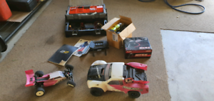 Rc racing team associated and tlr