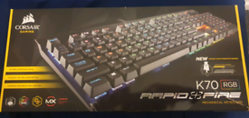 K70 Rapid Fire corsair gaming keyboard