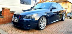 BMW 530i Msport Auto FSH Mint Condition Ulez
