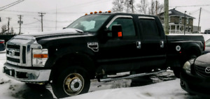 Super duo f350 1 tonne et fithfweel big country 2012