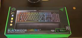 Razer Blackwidow Chroma v2 Gaming Keyboard