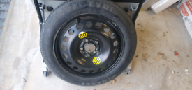 Spare wheel and tyre T 125/85 R16 Pirelli