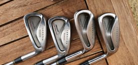 Set or Golf Irons