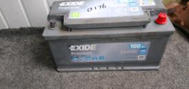 Range rover 3.0 diesel battery