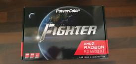 AMD 6600XT RDNA 2 - Power Color Fighter GPU