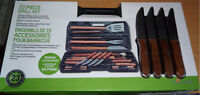 new Smart BBQ kit Barbeque Deluxe Grilling Set 23 pc