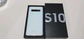 Samsung s10 new