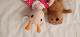 Lollo and bernie thomas cook teddy