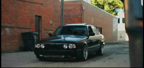Turbo 1990 BMW 535i E34