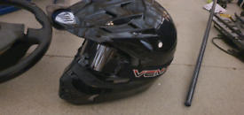 Mx Helmets and Boots