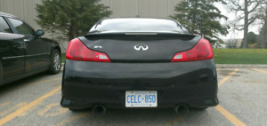 G37 infiniti looking for used performance parts