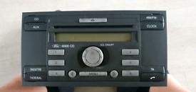 Ford radio cd player plus code