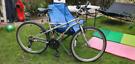 Apollo mountain bike 16 inch frame size