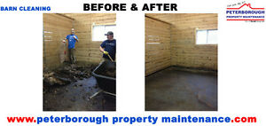 BARN CLEANING SERVICES Peterborough Peterborough Area image 4