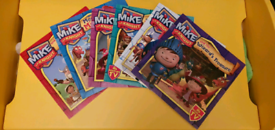 Mike the Knight Storybooks x 6