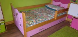 Girls bed ( 160cm×80cm )