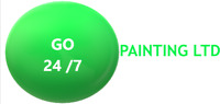 Go 24/7 Painting Ltd. Free Estimates. Residential and Commercial