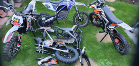 Job lot electric motorbikes ptx or swap welcome