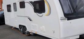 2018 LUNAR LUXURY ALARIA TR caravan