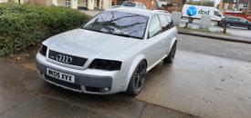 Breaking Audi a6 c5 Allroad R19 Wheels