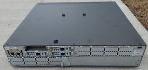 Cisco 2821 routers and Cisco catalyst 2950 switch - CCNA Lab