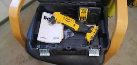 Dewalt angled drill DCD740 £120