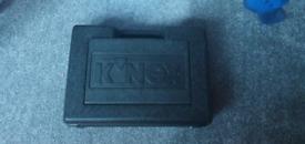 KNEX with storage case