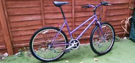Ladies/unisex mountain bike