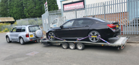 Recovery Breakdown service Car auctions collection