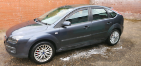 2007 ford focus 1.8 climate