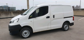 2013 63 Nissan NV200 1.5 turbo diesel van small engine New timing belt and more No VAT