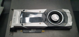 MSI GTX 1080 8GB Founders Edition (Excellent Condition)