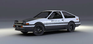 looking for clean AE86 GTS