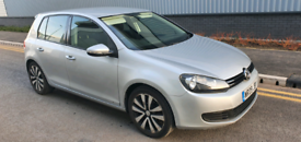 Vw golf 2009 1.6 automatic lady owned