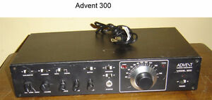 Vintage Stereo Audio Gear Receivers & Amps $20 & up