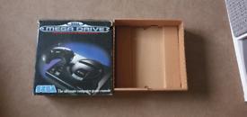 Sega Megadrive Console *box only*