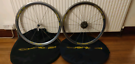 Vintage Mavic Cosmic Clincher Wheelset
