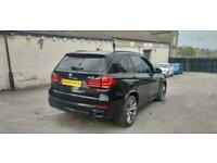 2016 BMW X5 40D 3.0 AUTO XDRIVE M SPORT 7 SEATER UNRECORDED DAMAGED SALVAGE for sale  Halifax, West Yorkshire