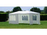 3m x 6m party tent/gazeebo