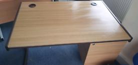 Office equipment desks