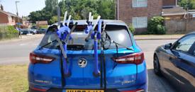 Saris 3 bike rake