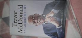 Trevor McDonald book