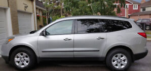 Chevrolet Traverse for Sale, LOW KMS, in immaculate condition