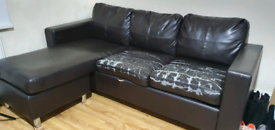 3 seater sofa for free.