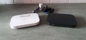 Sky Q router and booster