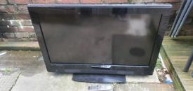 """Lcd Tv 37"""" spare or repair"""
